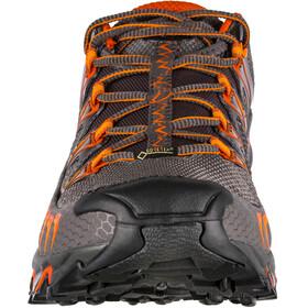 La Sportiva Ultra Raptor GTX - Zapatillas running Hombre - naranja/negro